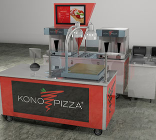 Kono Event Cart